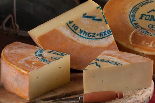 DOP 芳提娜奶酪